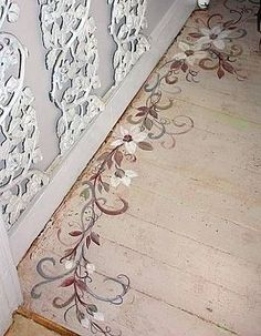 interior paint and decorating ideas for wooden floor