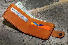Купить Компактное портмоне в интернет магазине на Ярмарке Мастеров