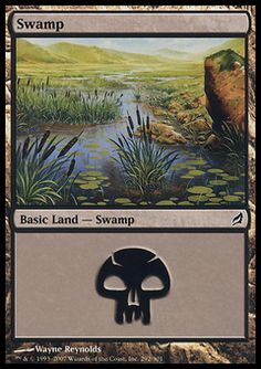 Swamp (3) ($.00) Price History from major stores - Lorwyn - MTGPrice.com Values for Ebay, Amazon and hobby stores!