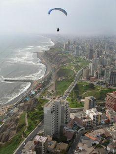Miraflores, Lima, Perú.