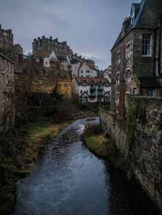 Dean Village // Edinburgh, Scotland, UK