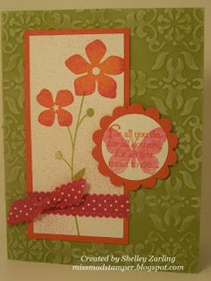 Miss Mad Stamper: Stampin' Up! For All You Do
