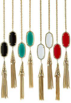 Kendra Scott Megan Lariat Necklace on sale at Neiman Marcus right now! Lariat Necklace, Necklace Designs, Kendra Scott, Designing Women, Neiman Marcus, Jewelry Box, Handmade Jewelry, Jewelry Design, Jewels