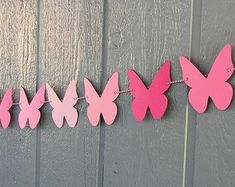 Featured ETSY Products - Birthday Party Ideas for Kids and Adults Butterfly Party Decorations, Butterfly Centerpieces, Butterfly Garden Party, Butterfly Birthday Party, Butterfly Baby Shower, Garden Birthday, Butterfly Kisses, Pink Butterfly, Birthday Party Decorations