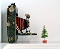 Antique Kodak F.P.K. Bellows Camera van 5gardenias op Etsy