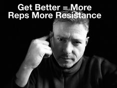 More Reps More Resistance