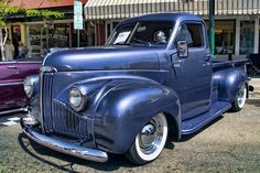 old pickup trucks Hot Rod Trucks, Cool Trucks, Pickup Trucks, Cool Cars, Pickup Camper, Antique Trucks, Vintage Trucks, Antique Cars, Custom Trucks