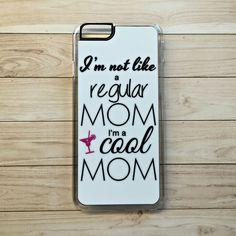 """Handmade """"Mean Girls"""" Inspired """"Cool Mom"""" Case"""
