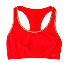 Red hot holiday gift! For the supermodel on your list. The VSX Supermodel Racerback Sports Bra
