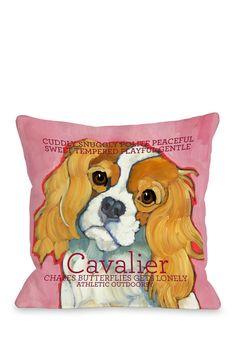 Cavalier Pillow