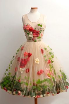 Dress by Chotronette yes I should would wear this!