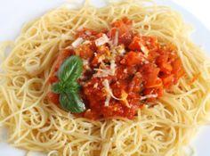 Olive Garden Cappellini Pomodoro   CopyKat Recipes   Restaurant Recipes