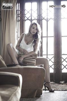 Modelo Claudia Chavez