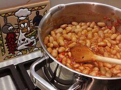 Borlotti Barbecue Beans