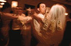 Cajun Money Dance, got to pay to dance at a cajun wedding!