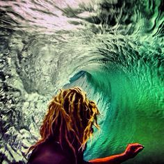 Barrel #surf #barrel