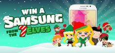 Say hello to mig's Christmas elves, Awesome, Cranky, Cosplayer, Fabulous, Hungry, Mischief, and KimJong elf! They each have a prize to give away. There are 6 X-mini speakers and one Samsung Galaxy Grand. Win a prize now.