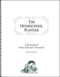 Homeschool planner....