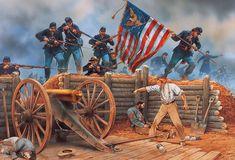 Fort Gregg, April 2, 1865