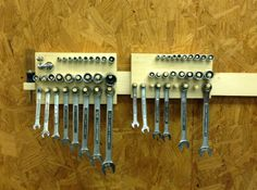 Wilker Do's: DIY Storage for Hand Tools