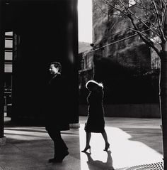 City Whispers: Philadelphia, 1983 - Ray Metzker