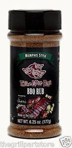 Three Little Pigs Memphis Dry Rub 6 5 oz OW85175 | eBay