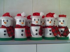 Artesanatos Sustentáveis para o Natal