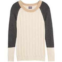 41Hawthorn Kennith Raglan Pullover Sweater