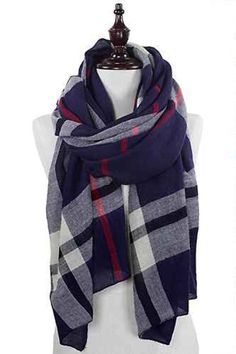 """Hello GORGEOUS!! """"Look"""" at this Navy Scarf we just got in stock! FREE SHIPPING!! Order while supplies last at http://wildtyboutique.com/products/navy-scarf?utm_campaign=social_autopilot&utm_source=pin&utm_medium=pin"""