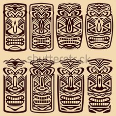vector-tiki-masks.jpg (450×450)