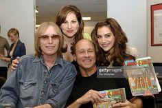 Tom Petty, Kathy Najimy, Mike Judge and Brittany Murphy