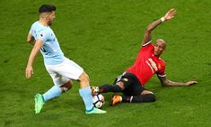 Manchester City 2-3 Manchester United PLAYER RATINGS: Paul Pogba brilliant but Ashley Young lucky
