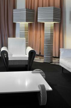 cardboard furniture 6 600x905 Cardboard Made Furniture