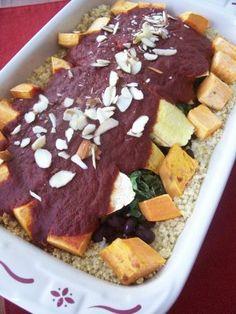 Mock Kashi Mayan Harvest Bake Recipe, Vegan