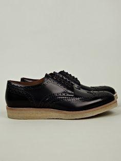 PS corris brouges at Oki ni Men's Shoes, Dress Shoes, Men's Wardrobe, Paul Smith, Brogues, Cole Haan, Gentleman, Oxford Shoes, Menswear