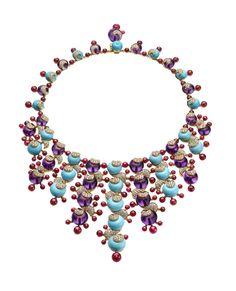 Haute-joaillerie Bulgari : compléments de collections hiver 2012