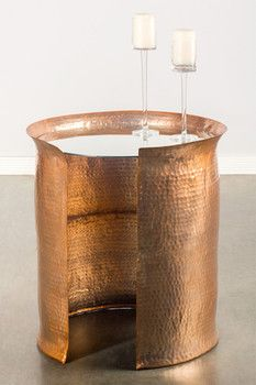 Statements by J Copper Dodi Accent Table