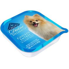 Blue Buffalo Divine Delights Chicken in Sauce Wet Dog Food, 3 oz. - Pack of 12
