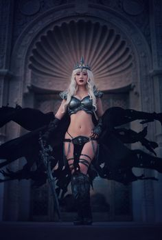 World of Warcraft - Lady Arthas by Chubear Cosplay