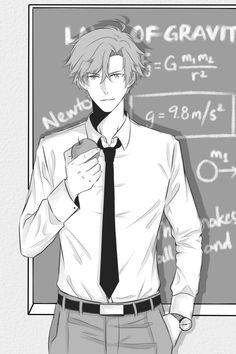 Awww >< Teacher Juminn <<< I want to be his student M Anime, Hot Anime Boy, Cute Anime Guys, Jumin X Mc, Jumin Han Mystic Messenger, Saeran, Fanfiction, Yandere, Handsome Boys