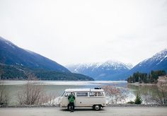 Liked on InstaGram: After dreaming about roadtripping in our VW bus through the Rocky Mountains and Pacific coast and speaking to a few travellers who have shipped vehicles across continents, we worked out that it might actually be doable. As we researched the shipping process, it took us a while to put the pieces of information together so we wanted to share the knowledge we have after shipping to Canada and back. We wrote a blog post about our experience and all we know, link in bio…