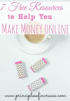 Whoa, all this time, I thought making money online was either a scam or a TOTAL mystery! I'm gonna give it a go with these free resources. What's to lose? #passiveincome #earningmoney #blogging #blogger