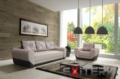 Moderná pohovka na každodenné spanie Frambosia 4 #sofa #divan #settee #couch