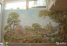Барельеф (объемный рисунок)— фотография №1