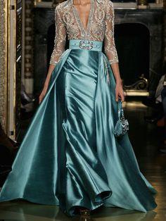 Lysa Arryn - Zuhair Murad Haute Couture F/W 2011