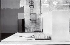 Element #27 from the New Industrial Parks series, 1974.  Lewis Baltz.
