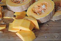 Sopa thai de calabaza www.cocinandoentreolivos.com (6) Coco, Cantaloupe, Fruit, Recipes, Thai Soup, Gourd, Texture, The Fruit