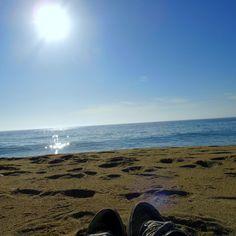 #Chile #Valparaíso #beach #sea #sun #light #vans #nature #adventure