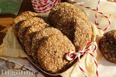 Di gotuje: Kokosowe ciastka z brązowego ryżu