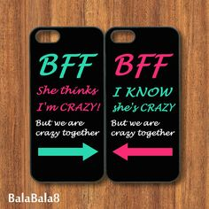 Best Friends Forever iPhone 4 case iphone 5 Case iPod by BaLaBaLa8, $28.99